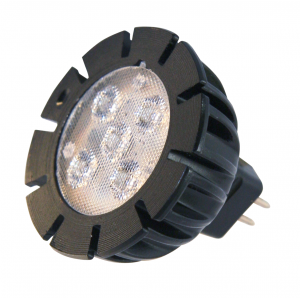 5W LED lemputė ,12V, MR16, GU5.3